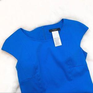 MaxMara Weekend • Blue Weekend Dress